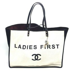 CHANEL A92885 CC LADIES FIRST Lady First Shoulder